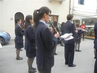 Settimana della Musica - sfilata delle bande musicali - 29 aprile 2012  - San vito lo capo (343 clic)