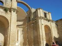 Fistinu di San Nicola - ruderi Chiesa Madre - 27 maggio 2012   - Salemi (543 clic)