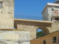 Ponte della Porta - 6 maggio 2012  - Castellammare del golfo (490 clic)