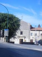 Chiesa dei Cappuccini - 29 agosto 2012  - Salemi (1261 clic)