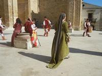Fistinu di San Nicola - ruderi Chiesa Madre - 27 maggio 2012   - Salemi (640 clic)