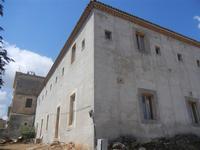 ex Convento dei Padri Cappuccini ex Convento dei Padri Cappuccini - 23 luglio 2012  - Alcamo (371 clic)