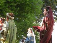 Corteo Storico di Santa Rita - 10ª Edizione - 27 maggio 2012  - Castelvetrano (290 clic)