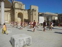 Fistinu di San Nicola - ruderi Chiesa Madre - 27 maggio 2012   - Salemi (1369 clic)