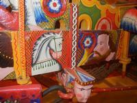Mostra Ceto dei Cavallari - aspettando la Festa del SS. Crocifisso - 22 aprile 2012  - Calatafimi segesta (520 clic)