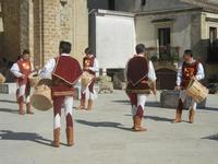 Fistinu di San Nicola - ruderi Chiesa Madre - 27 maggio 2012   - Salemi (513 clic)