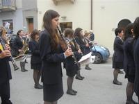 Settimana della Musica - sfilata delle bande musicali - 29 aprile 2012  - San vito lo capo (417 clic)