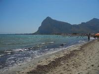 spiaggia e mare - 18 agosto 2012  - San vito lo capo (229 clic)