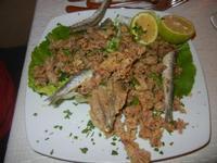 fritto mare - cappuccetti, alici e sardine - Busith - 19 agosto 2012  - Buseto palizzolo (544 clic)