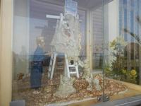 La Scesa dalla Croce - scultura in das di Francesco Accardo - 25 marzo 2012  - Marinella di selinunte (586 clic)