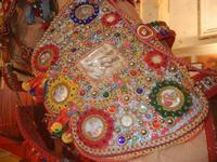Mostra Ceto dei Cavallari - aspettando la Festa del SS. Crocifisso - 22 aprile 2012  - Calatafimi segesta (1414 clic)