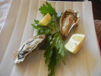 ostriche - La Cambusa - 7 settembre 2012  - Castellammare del golfo (398 clic)