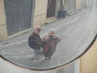 autoritratto - noi riflessi - 22 aprile 2012  - Calatafimi segesta (1670 clic)