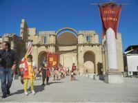 Fistinu di San Nicola - ruderi Chiesa Madre - 27 maggio 2012   - Salemi (507 clic)