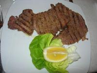costata di vitello panata arrosto - Busith - 4 marzo 2012  - Buseto palizzolo (835 clic)