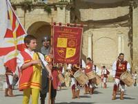 Fistinu di San Nicola - ruderi Chiesa Madre - 27 maggio 2012   - Salemi (547 clic)