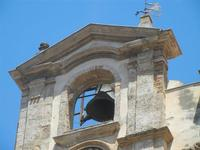 campanile - Chiesa dei SS. Paolo e Bartolomeo in Corso 6 Aprile - 2 giugno 2012  - Alcamo (271 clic)