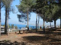 area attrezzata Belvedere sul Monte Inici - 6 maggio 2012  - Castellammare del golfo (1500 clic)