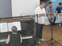 LE MELODIE DELL'ANIMA - Concerto per ANNA ROSA - Salone Stella Maris - 6 maggio 2012  - Castellammare del golfo (395 clic)