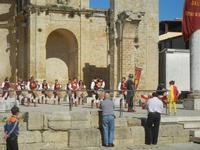 Fistinu di San Nicola - ruderi Chiesa Madre - 27 maggio 2012   - Salemi (526 clic)
