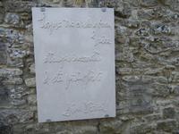 lapide commemorativa di Erice (689 clic)