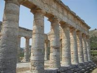 il tempio - 5 agosto 2012  - Segesta (1002 clic)