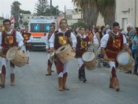 Contrada MATAROCCO - 5ª Rassegna del Folklore Siciliano - 5ª Sagra Saperi e Sapori di . . . Matarocco - 2° Festival Internazionale del Folklore - 5 agosto 2012  - Marsala (371 clic)