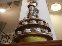 la casa del cous cous sanvitese soprammobile in ceramica - 18 agosto 2012  - San vito lo capo (382 clic)