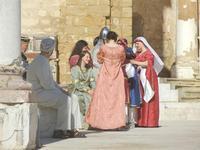 Fistinu di San Nicola - ruderi Chiesa Madre - 27 maggio 2012   - Salemi (1609 clic)
