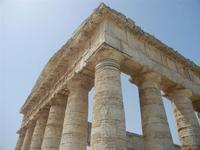 il tempio - 5 agosto 2012  - Segesta (1113 clic)
