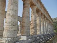 il tempio - 5 agosto 2012  - Segesta (972 clic)
