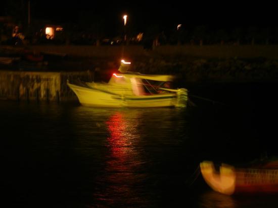 barche nel porticciolo - CORNINO - inserita il 03-Aug-15