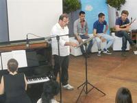 LE MELODIE DELL'ANIMA - Concerto per ANNA ROSA - Salone Stella Maris - 6 maggio 2012  - Castellammare del golfo (360 clic)