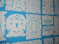 carta intagliata e ritagliata - I. C. Pascli - 18 gennaio 2012   - Castellammare del golfo (388 clic)