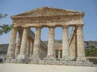 il tempio - 5 agosto 2012  - Segesta (1056 clic)