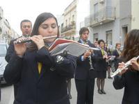 Settimana della Musica - sfilata delle bande musicali - 29 aprile 2012  - San vito lo capo (375 clic)