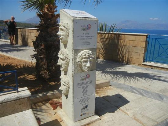 Belvedere - Cinque Sensi Totem - BALESTRATE - inserita il 03-Aug-15