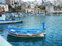 case e locali sul porto - 14 aprile 2012  - Castellammare del golfo (545 clic)