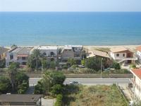 Zona Plaja - panorama sul mare - 1 luglio 2012  - Alcamo marina (250 clic)