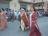 Contrada MATAROCCO - 5ª Rassegna del Folklore Siciliano - 5ª Sagra Saperi e Sapori di . . . Matarocco - 2° Festival Internazionale del Folklore - 5 agosto 2012  - Marsala (388 clic)