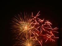 spettacolo pirotecnico - festeggiamenti in onore di Maria SS. dei Miracoli - 21 giugno 2012  - Alcamo (245 clic)