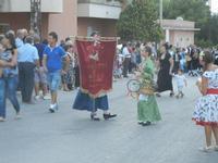 Contrada MATAROCCO - 5ª Rassegna del Folklore Siciliano - 5ª Sagra Saperi e Sapori di . . . Matarocco - 2° Festival Internazionale del Folklore - 5 agosto 2012  - Marsala (374 clic)