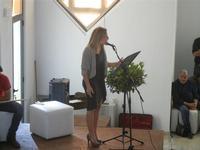 LE MELODIE DELL'ANIMA - Concerto per ANNA ROSA - Salone Stella Maris - 6 maggio 2012  - Castellammare del golfo (404 clic)