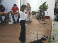 LE MELODIE DELL'ANIMA - Concerto per ANNA ROSA - Lidia Schillaci - Salone Stella Maris - 6 maggio 2012  - Castellammare del golfo (398 clic)