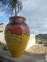 giara, tetto e panorama - 22 aprile 2012  - Calatafimi segesta (472 clic)