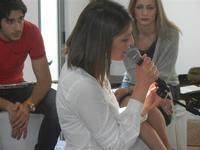 LE MELODIE DELL'ANIMA - Concerto per ANNA ROSA - Lidia Schillaci - Salone Stella Maris - 6 maggio 2012  - Castellammare del golfo (681 clic)