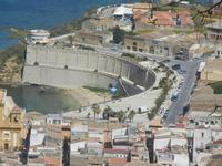 Piazza e Cala Petrolo - 6 maggio 2012  - Castellammare del golfo (829 clic)