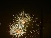 spettacolo pirotecnico - festeggiamenti in onore di Maria SS. dei Miracoli - 21 giugno 2012  - Alcamo (221 clic)