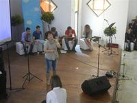LE MELODIE DELL'ANIMA - Concerto per ANNA ROSA - Salone Stella Maris - 6 maggio 2012  - Castellammare del golfo (331 clic)