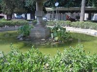 fontana con putto - dettaglio - 6 settembre 2012  - Sciacca (386 clic)
